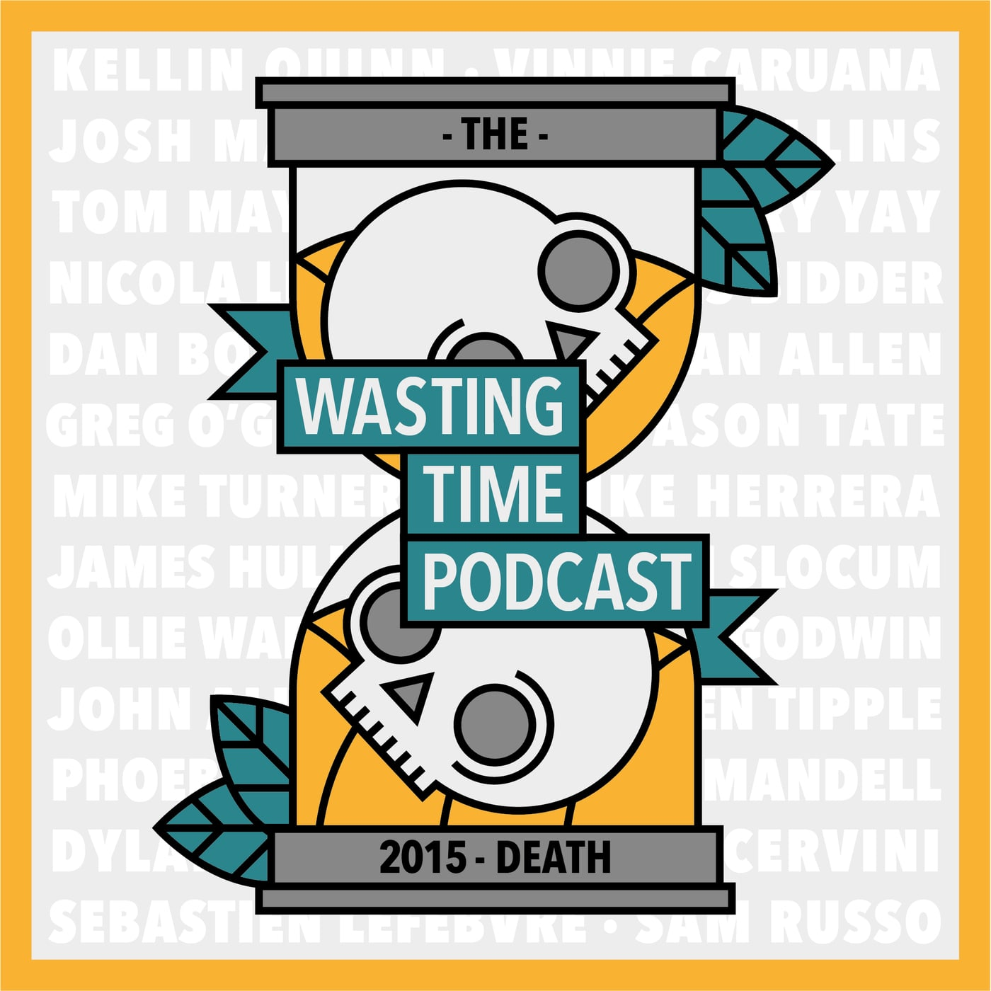 The Wasting Time Podcast