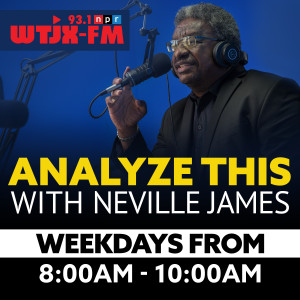 Analyze This with Neville James
