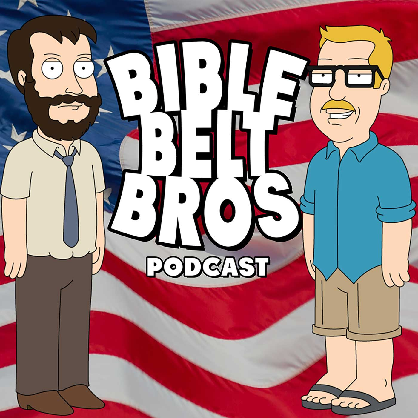 Bible Belt Bros Christian Comedy Podcast