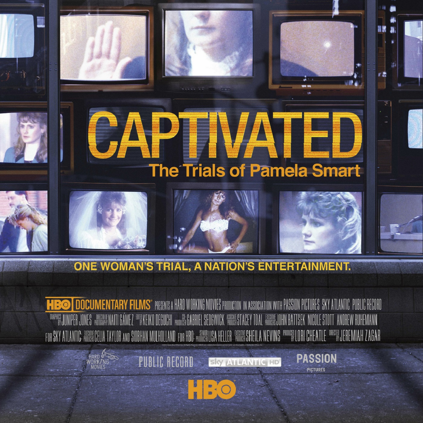 """STILL CAPTIVATED"" - extras for CAPTIVATED: The Trials of Pamela Smart"