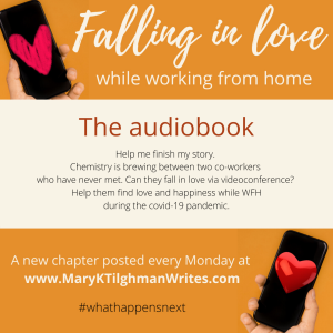 Falling in Love While Working From Home: A pandemic romance