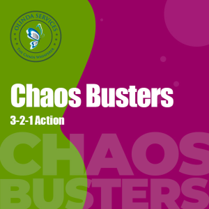 Chaos Busters 3-2-1 Action