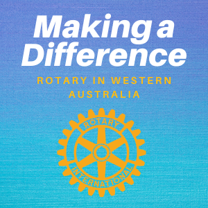 #3 Rebecca Tolstoy of the Rotary Club of Perth