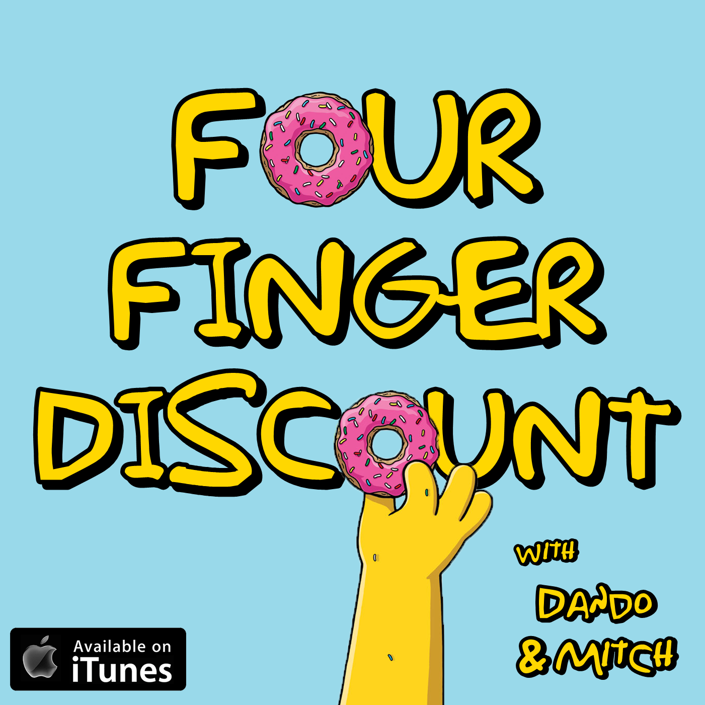 Four Finger Discount (Simpsons Podcast)