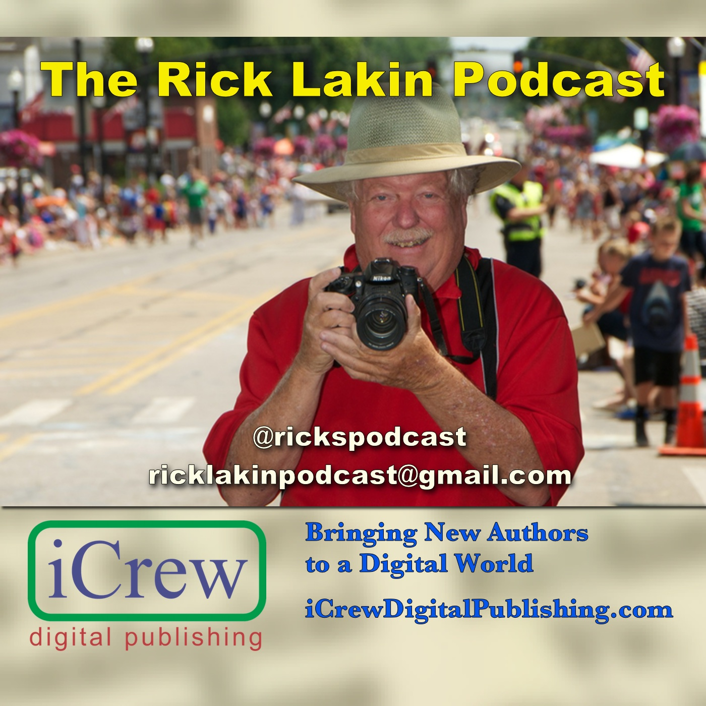 The Rick Lakin Podcast