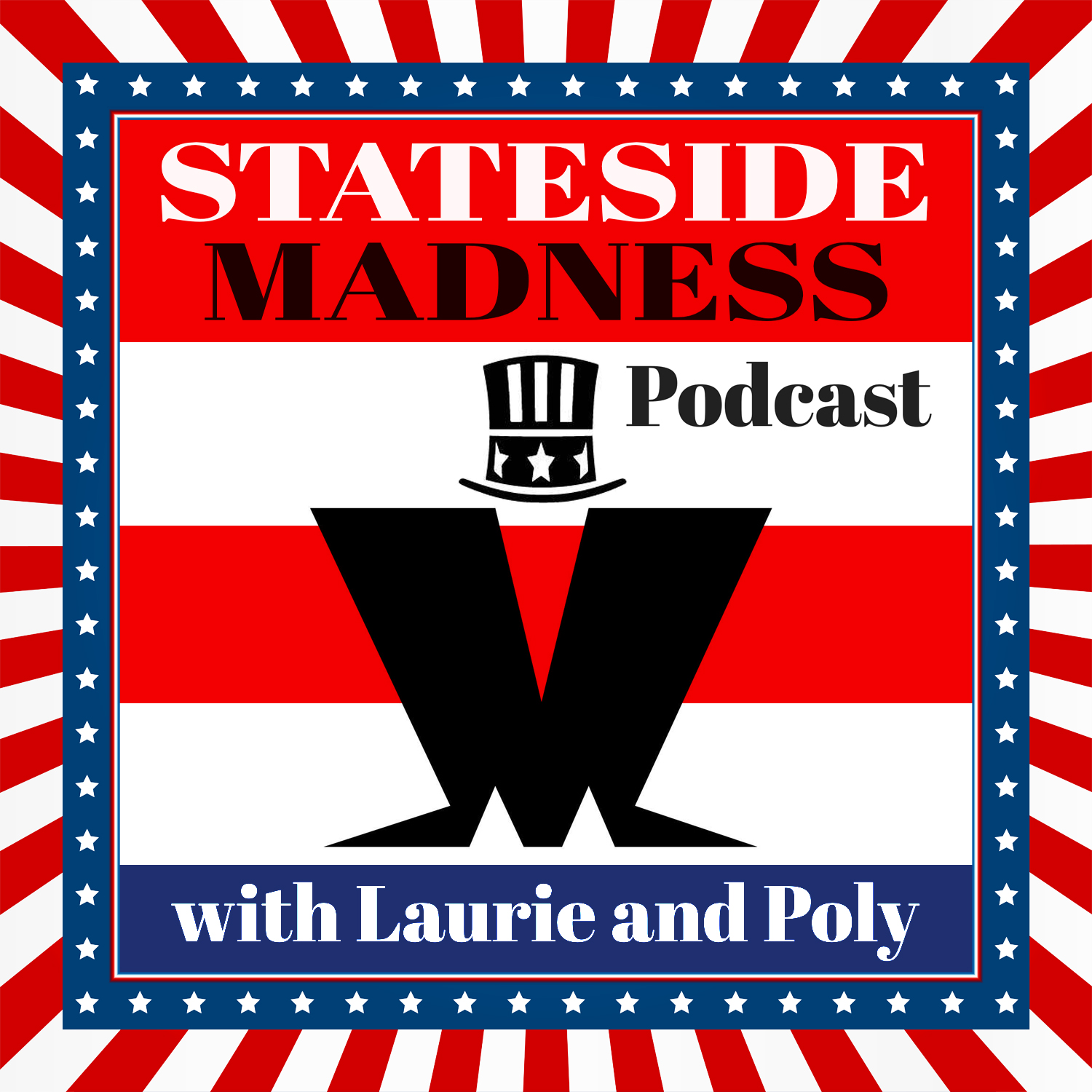 Stateside Madness podcast, episode 1