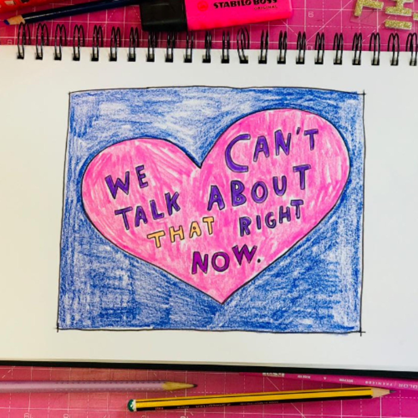 We Can't Talk About That Right Now with Bebe and Jessie Cave