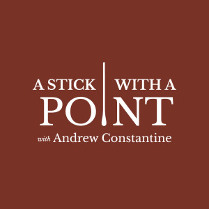 A Stick With A Point