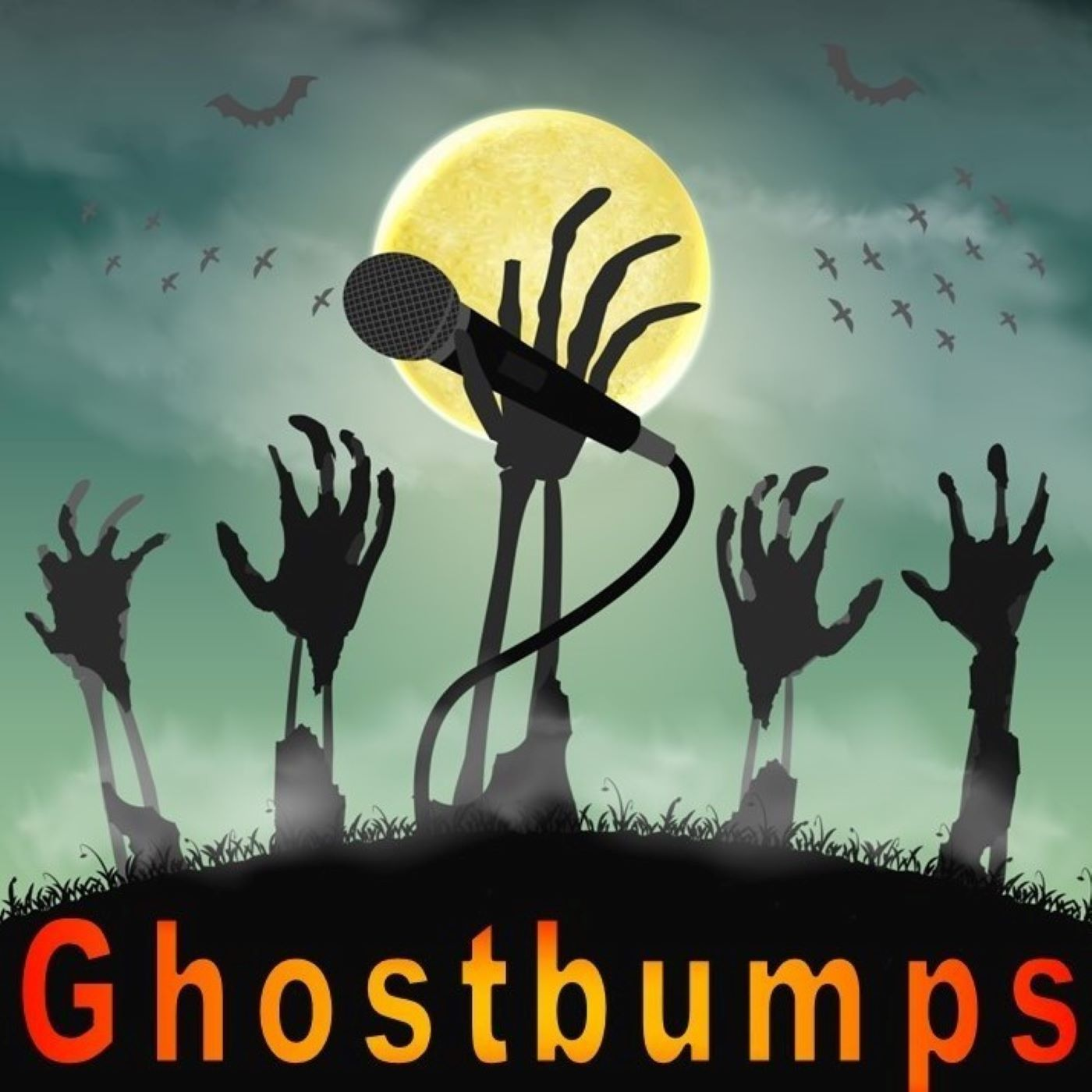 Ghostbumps with Jovie and Bridey