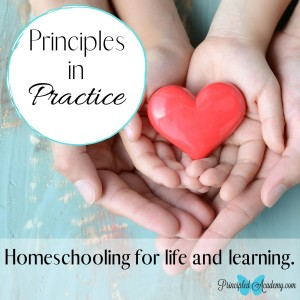 The Principles In Practice Podcast : Homeschooling With Purpose