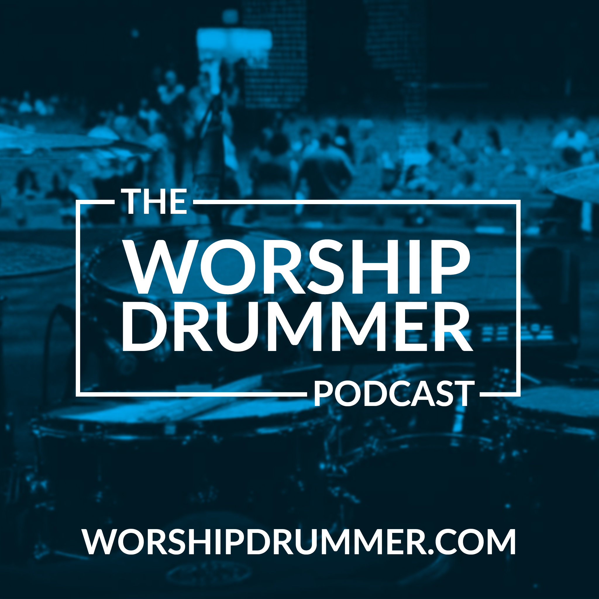 Episode 012 - Harrison Wood on playing for Hillsong Worship, Injuries, and Cymbals.