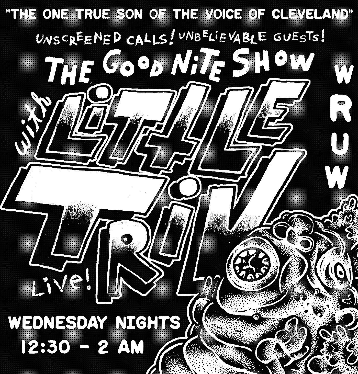 The Good Nite Show with Little Triv