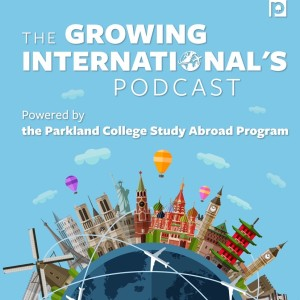 The growinginternational's Podcast