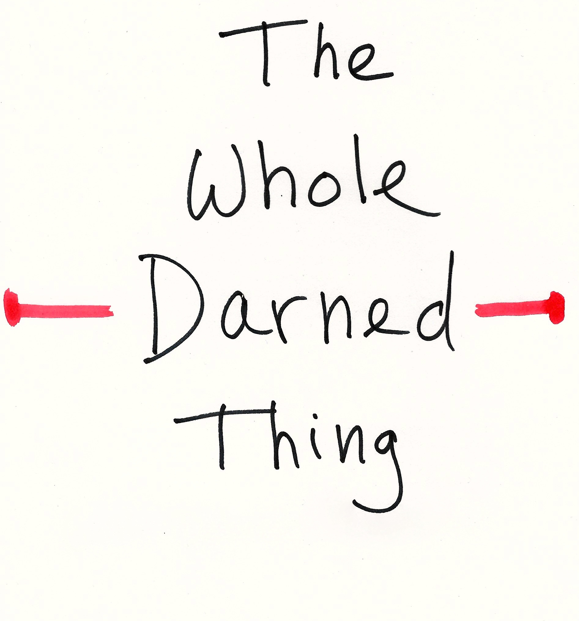 The Whole Darned Thing with Deborah Pearson