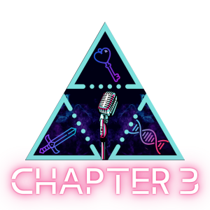 Chapter 3 Podcast - For Readers of Sci-Fi, Fantasy & Romance