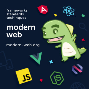 S07E20 Modern Web Podcast - Building State Machines using XState with David Khourshid