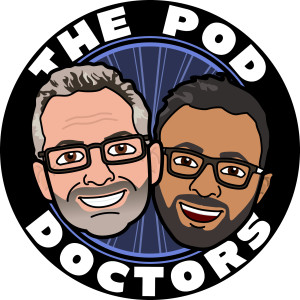 The PODdoctors with Dr. Dauphinee and Dr. Hussain